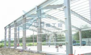 中亞鐵工廠  鋼構工程 鋼骨結構