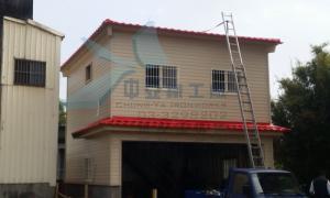中亞鐵工廠 鐵皮屋 鋼構工程 鋼骨結構