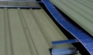 鐵皮屋頂鋁隔毯隔熱工程 中亞鐵工廠